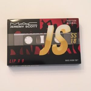 MAC Jeremy Scott Lip X 9 Palette